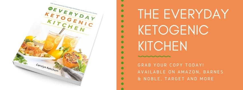 The Best Ketogenic Cookbook!