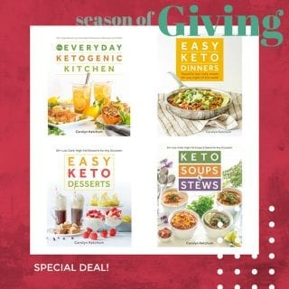 Keto Cookbook Deal