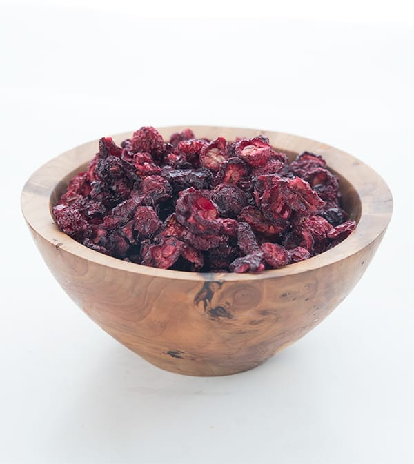 Sugar Free Dried Cranberries Recipe | All Day I Dream About Food