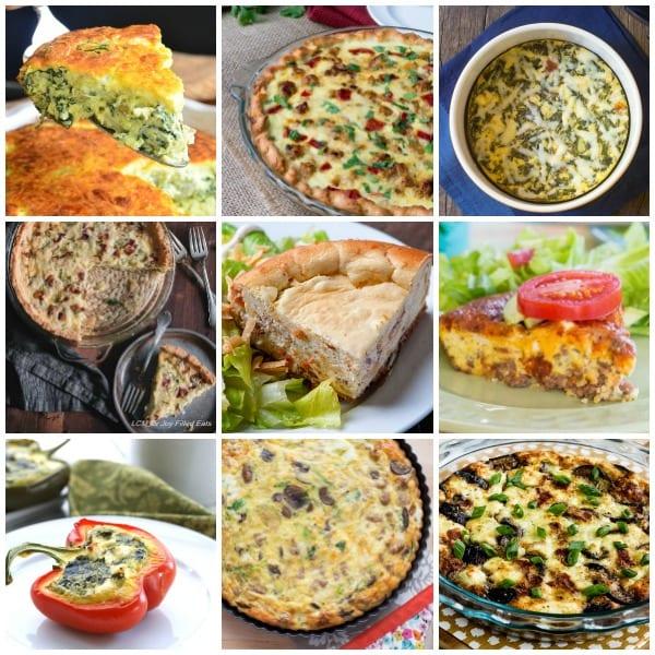 Easy Quiche Recipes