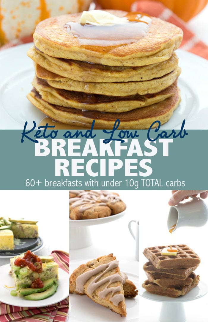 Keto Breakfast Recipes All Day I Dream About Food