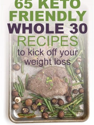 Keto Whole 30 Recipes