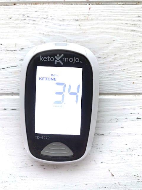 Keto Mojo Monitor