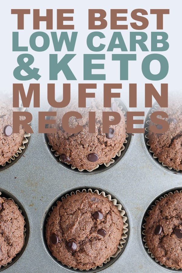 Low Carb Muffin Recipes