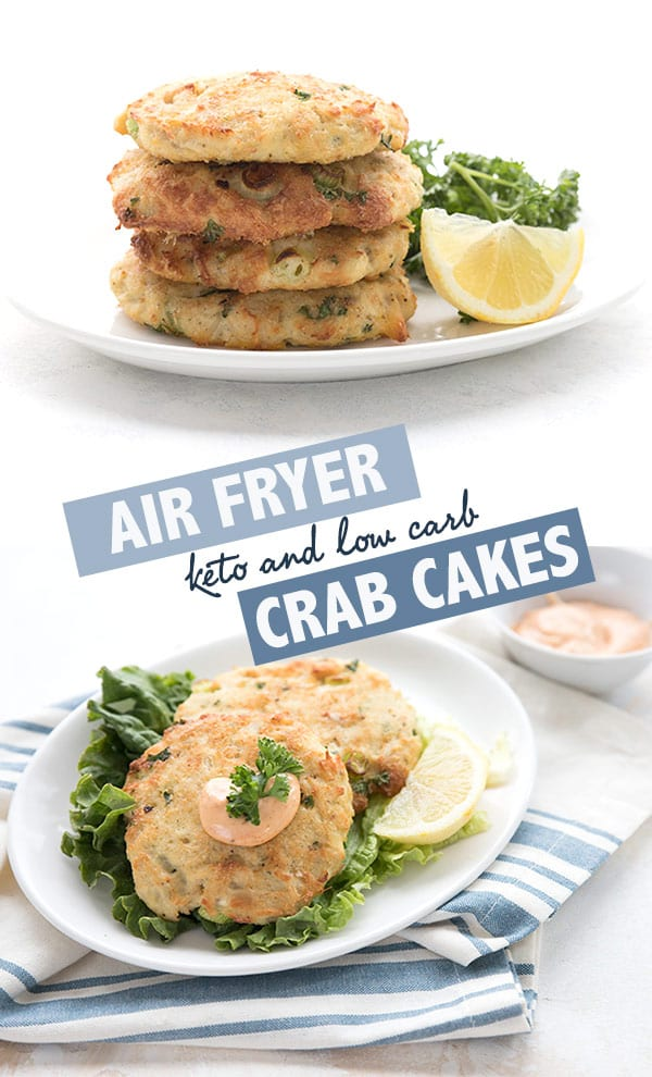 How to make frozen crab cakes in air fryer