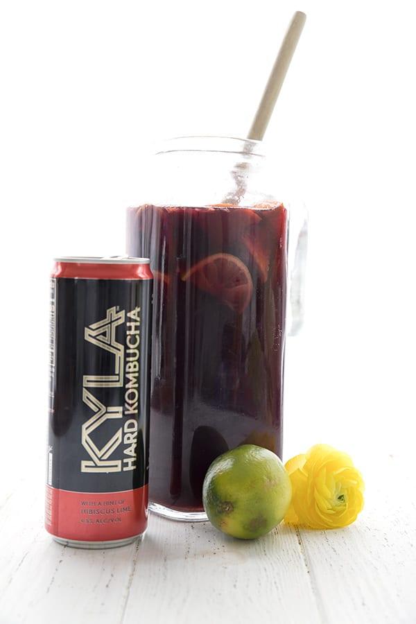 Kombucha Sangria Recipe