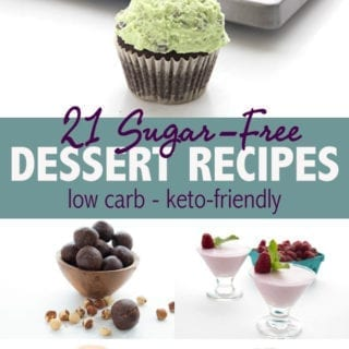 The Best Sugar Free Dessert Recipes