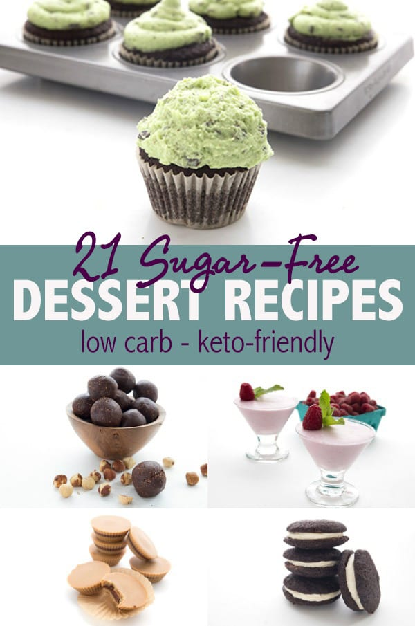 The Best Sugar Free Dessert Recipes