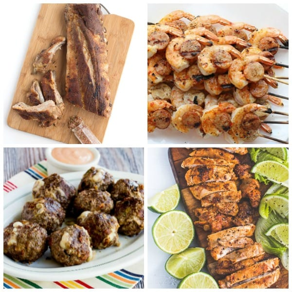 Fourth of July Main Dishes