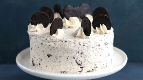Astonishing Keto Cookies And Cream Cake All Day I Dream About Food Funny Birthday Cards Online Hendilapandamsfinfo
