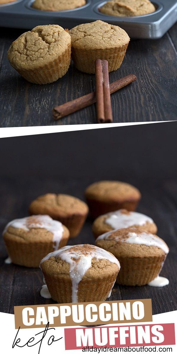 Keto Cappuccino Muffins