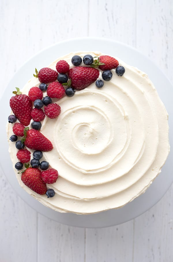 Keto Chantilly Cake All Day I Dream About Food